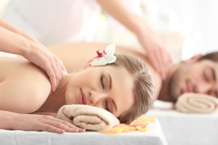 Kosmetische Körperbehandlung